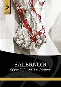Copertina Salernoir di Manuel Mascolo edito da Saggese Editori