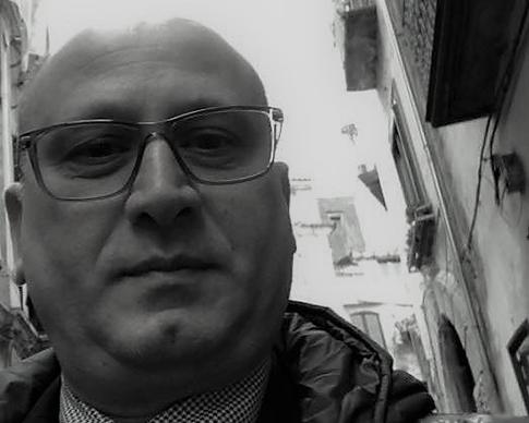 """Alfinso Pierro, autore di """"Rombo di tuono cilentano"""" edito da Saggese Editori"""