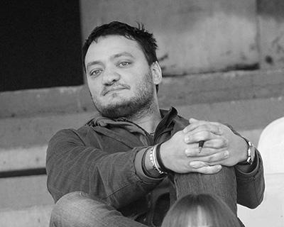 """Marco Angelillo, autore del romanzo """"Decisamente, forse"""" edito da Saggese Editori, 2020"""