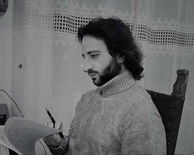 """Massimo Valentini, autore di """"Il sogno di Nova"""", edito da Saggese Editori, 2021"""